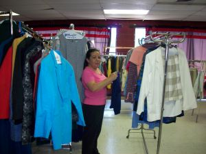 Norma and the Clothing Ministry