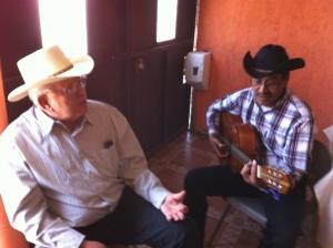 Agustin and Bob