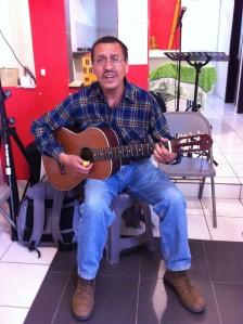 Agustin Guitar
